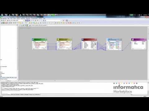 Mapping: Combine XML File Into Single XML