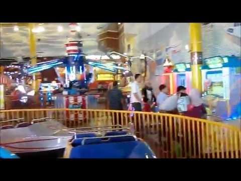 Wisata Bermain Anak Di Fun World Grand Metropolitan Mall