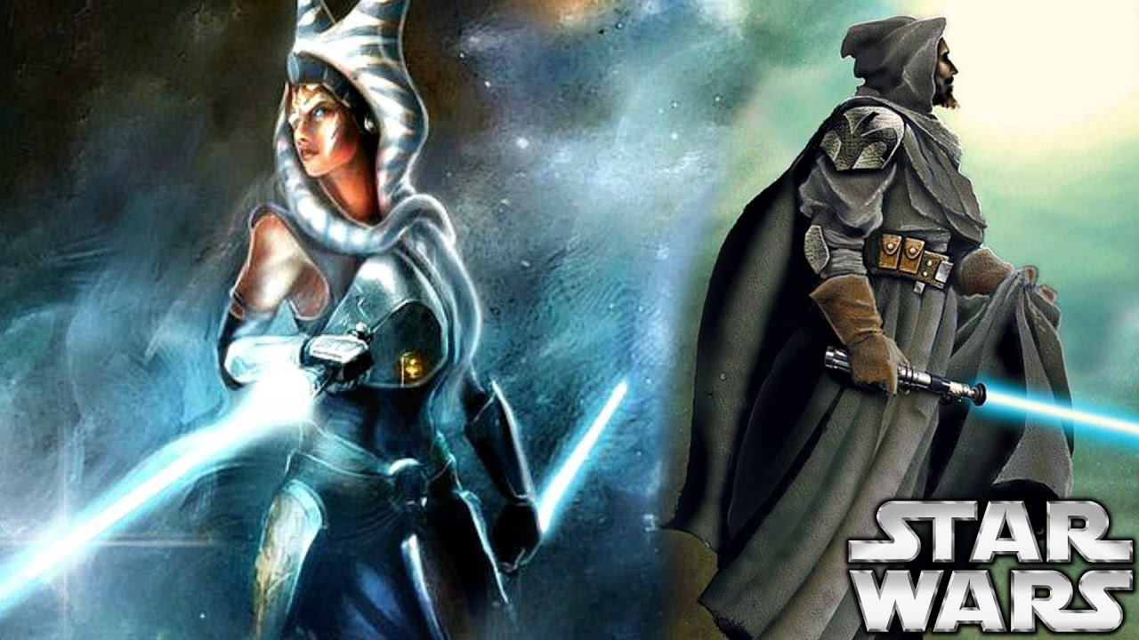 Can Grey Jedi Become Force Ghosts - Star Wars Explained ...