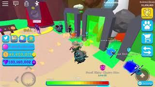 Update: How did Eviction notice round 10 go? Bubblegum simulator (Roblox part 40)