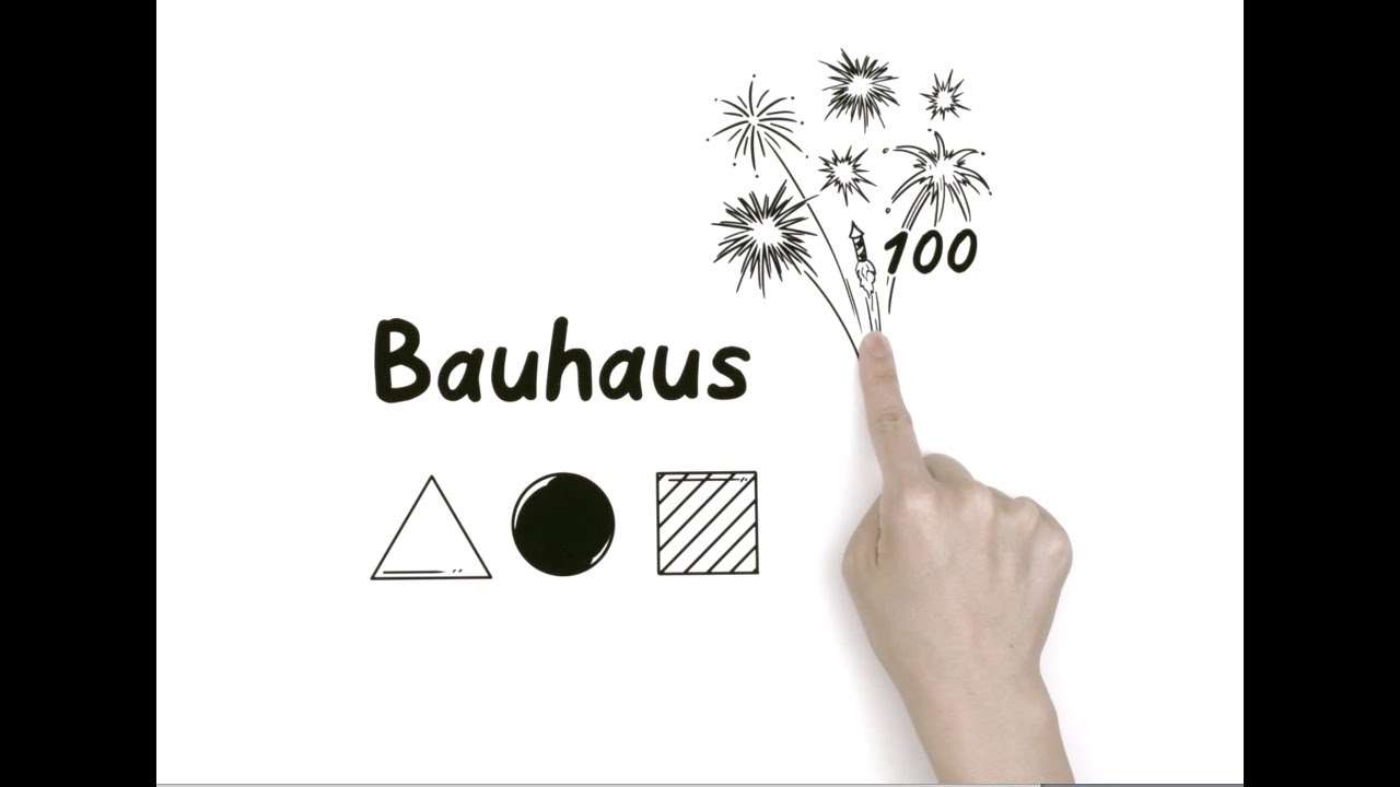 100 Jahre Bauhaus - Die Welt Neu Denken