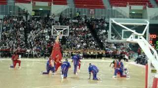 哈林籃球隊開場表演