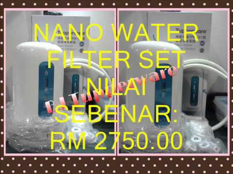 NANO WATER FILTER...THE BEST FILTER IN THE WORLD
