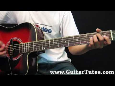 Miley Cyrus When I Look At You By Guitartutee Youtube