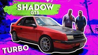 El mejor deportivo de los 90 Shadow GTS  (Es una bestia)