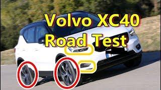 WOWW !!! Volvo XC40 Road Test