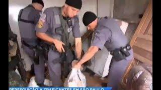 COE captura traficantes e drogas em operação policial