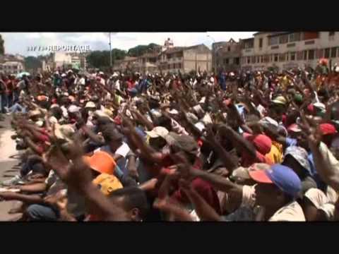 MADAGASCAR : La crise 2009 vue par les médias étrangers (1ère partie)