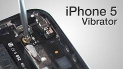 Vibrator Repair - iPhone 5 How to Tutorial
