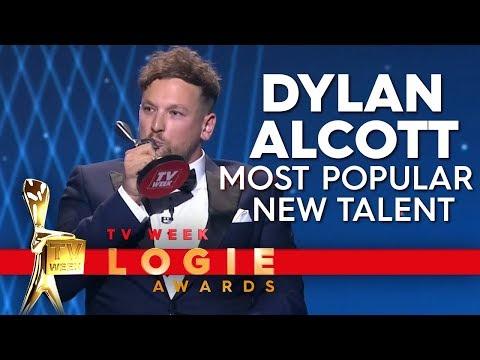 Dylan Alcott's Acceptance Speech | TV Week Logie Awards 2019