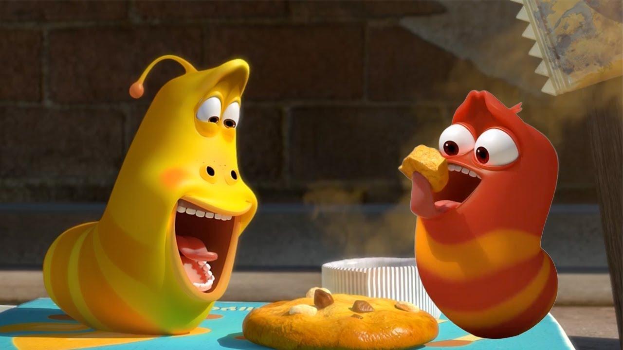 LARVA - A COOKIE SURPRISE   Cartoon Movie   Cartoons For Children   Larva Cartoon   LARVA Official