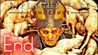 A Plague Tale: Innocence #END: ĐÁNH BẠI NGƯỜI CHUỘT !!! TRÙM CUỐI QUÁ GHÊ RỢN !!!