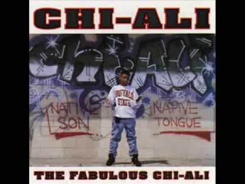 CHI ALI - No Surrender, No Retreat (prod DJ Premier)
