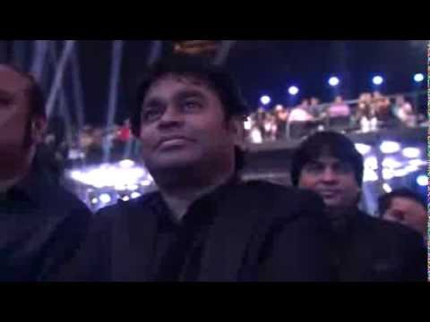 Tribute to genius A R Rahman GIMA 2012