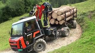 Holztransport Aegerter Rudolf 6197 Schangnau