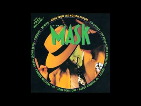 The Mask Soundtrack - Vanessa Williams - You Would Be My Baby