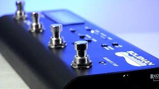 Soleman MIDI Foot Controller Tutorial #4: Set List Mode