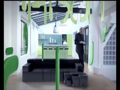 meubles lumineux philippe boulet la maison france 5. Black Bedroom Furniture Sets. Home Design Ideas