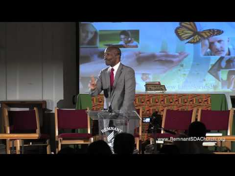 """""""Moment By Moment"""" message by Randy Skeete"""