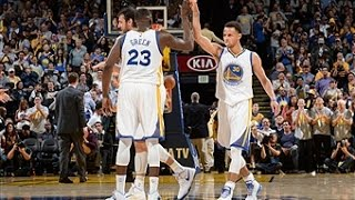 Steph Curry Scores 45 and Breaks Own NBA Record