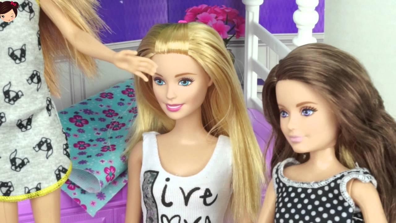 La Pijamada De Barbie Y Sus Hermanas Historias Con Barbie En