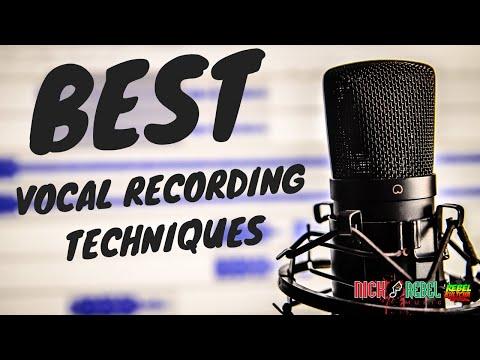 Audio Engineering Vlog: Vocal Techniquing..LMAO