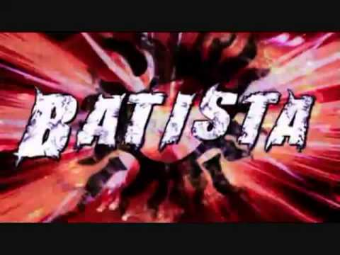 WWE Batista Theme Sg With Titantr 2011 HD