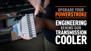 homepage tile video photo for Upgrade your Powerstroke - 2011–2019 6.7L Ford Powerstroke transmission cooler