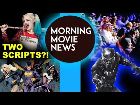 Harley Quinn Birds of Prey Movie 2 Scripts, Saudi Arabia Movie Theaters Black Panther