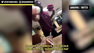 Viral Video of MAGA Teens Being Harassed at the Restaurant thumbnail