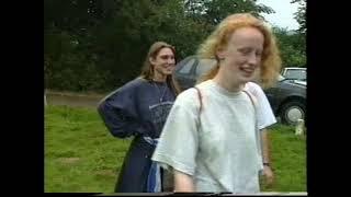 Jongerenkoor Papillon Posterholt afsluiting seizoen 1995