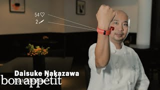 Sushi Chef vs. French Chef: Who Burns More Calories? | Bon Appetit