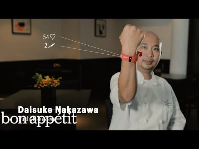 Sushi Chef Vs French Chef Who Burns More Calories Bon Appetit
