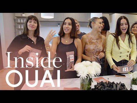 Why We Packed 1,000 Period Kits For Those in Need | Inside OUAI | OUAI thumbnail