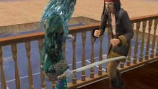Pirates des caraïbes 3 (Sims 2)