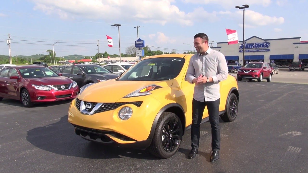 2016 Nissan Juke Features Review