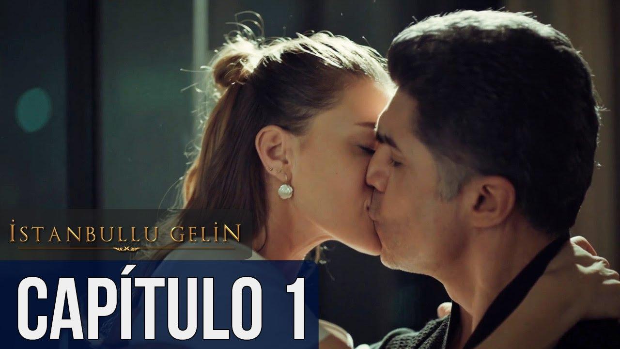La Novia De Estambul Capítulo 1 Audio Español İstanbullu Gelin Youtube