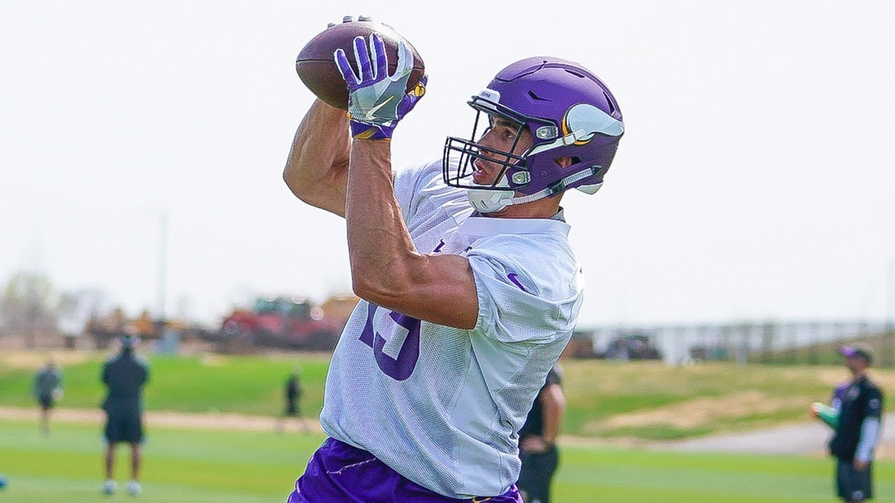 Pick mailbag how will the vikings wide receiver depth chart play out also rh youtube