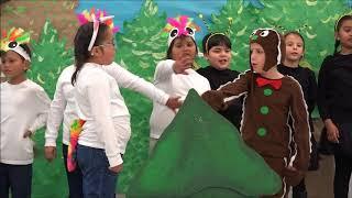 Dillman 2nd Grade Christmas Program 2017