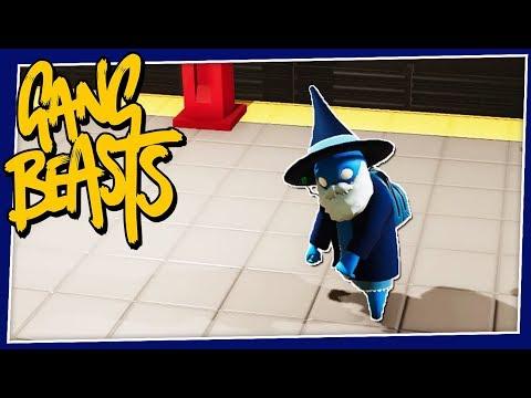 Gang Beasts - #199 - YOUNG DUMBLEDORE!!