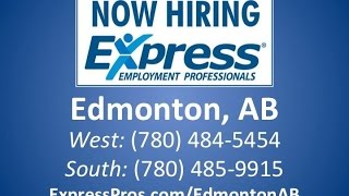 Job Finder Edmonton, AB | (780) 485-9915