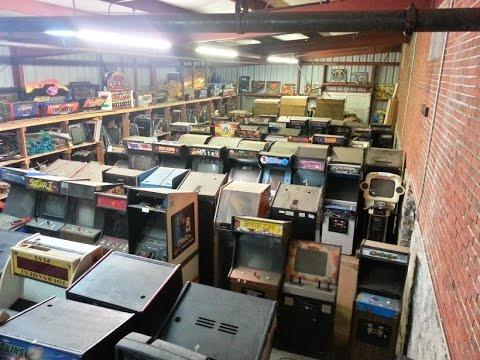 Coin Op Warehouse video walkthrough - Hagerstown, MD.