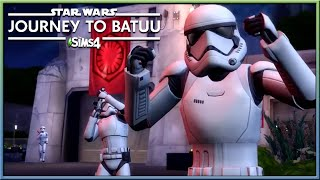 Game Changers Sims 4 Star Wars Footage Out Now!
