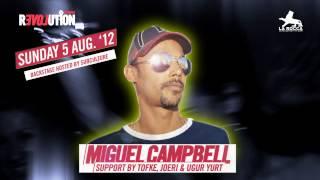 Summer Revolution w-Miguel Campbell @ La Rocca  - Promo