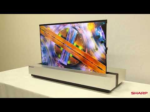 Sharp At CES 2020: Realizing An 8K+5G Ecosystem