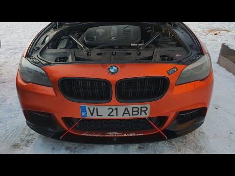 Cat costa modificarea unui BMW Seria 5 F10?