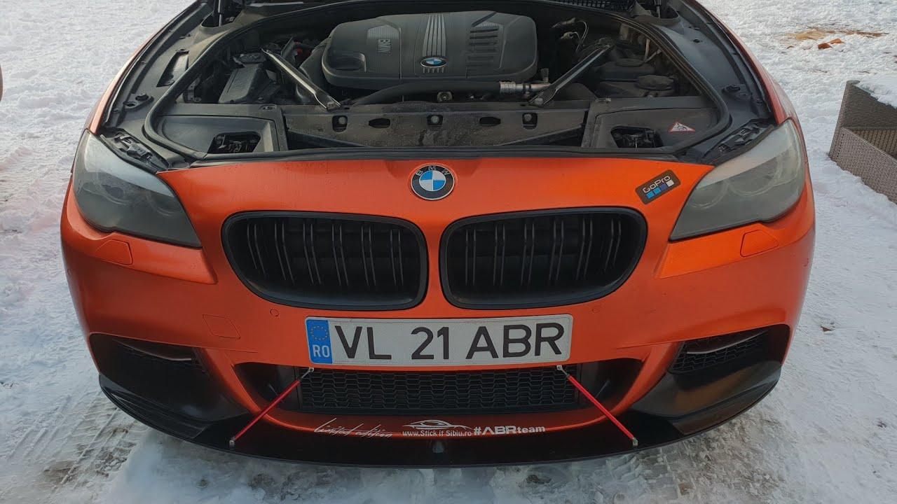 Cat costa modificarea unui BMW Seria 5 F10?
