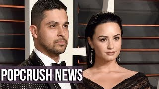 Demi Lovato's Ex Wilmer Valderrama Has Been Visiting Her at Rehab