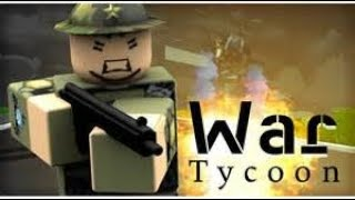 My First Vid (Roblox GAMER'S WAR TYCOON)