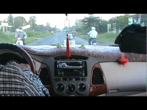 Đường Đi LONG XUYÊN - CHÂU ĐỐC (05/07/2010)